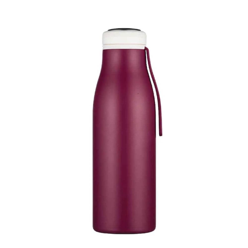 Ecoffee Softail Tall  Vacuum Bottle Hot/Cold 500ml Berry