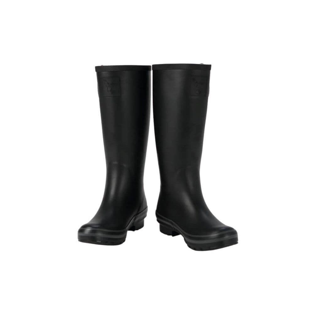 Evercreatures  All Black Tall Wellington Boots