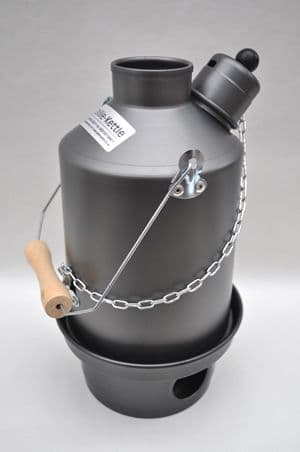Ghillie Kettle  - Explorer Hard Anodised 1l