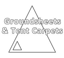 Groundsheets & Tent Carpets