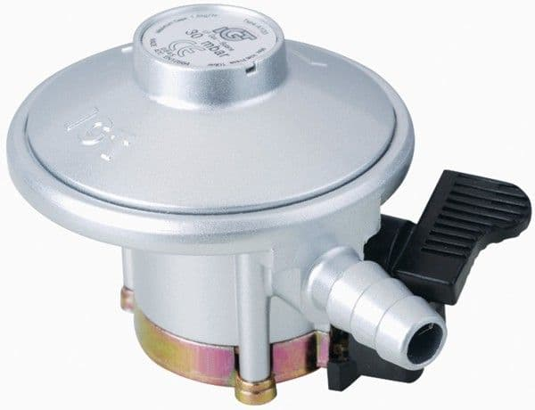 IGT Type A120i Snap on Compact Low Pressure Regulator 30 mbar