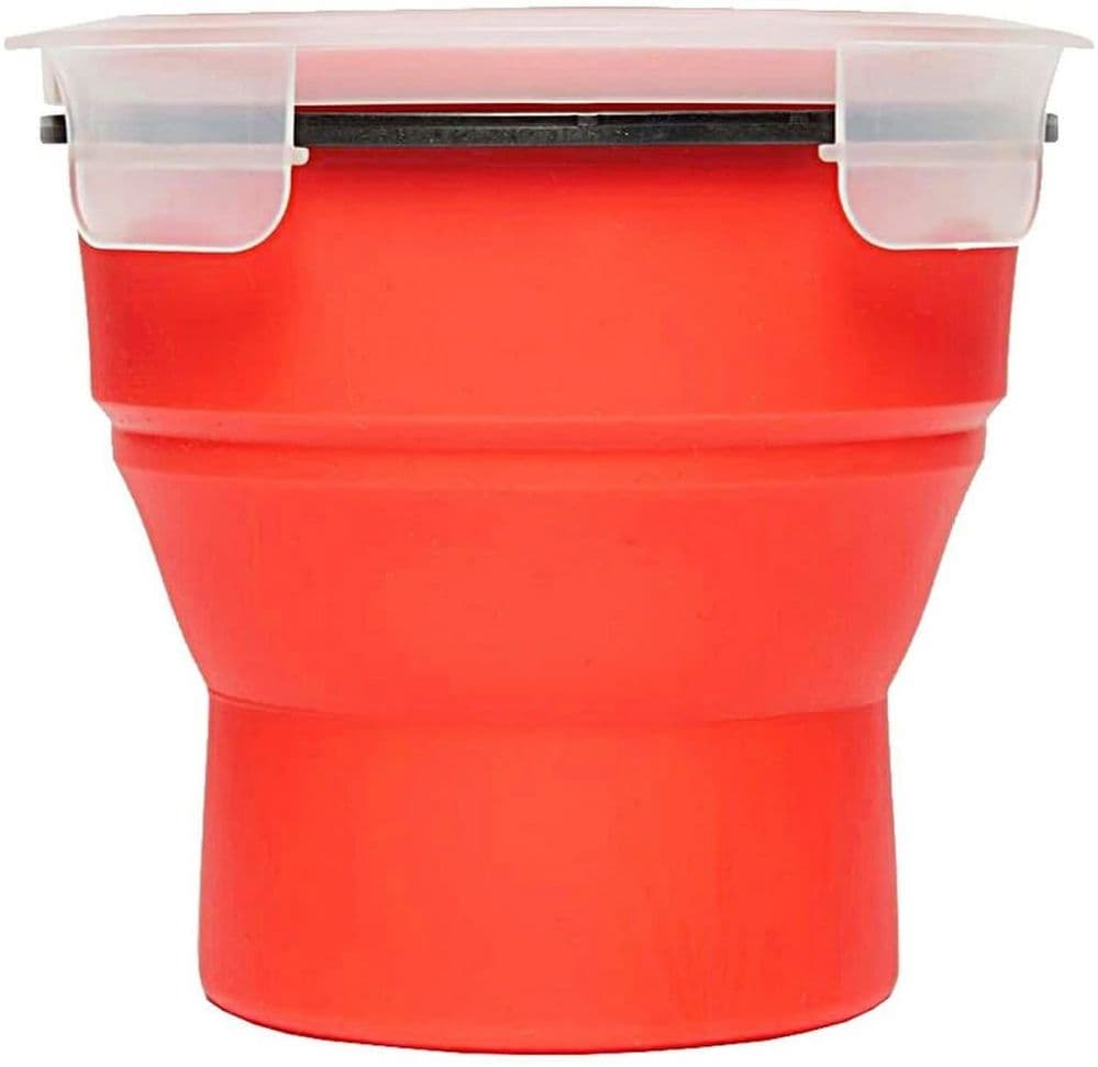 Lexngo  Silicone Soup Box  Collapsible BPA Free