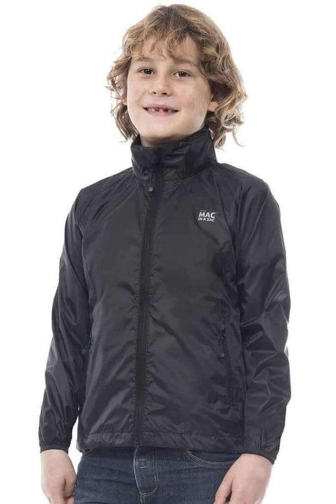 Mac in a Sac Mini  Origin Kids Waterproof Packable Jacket