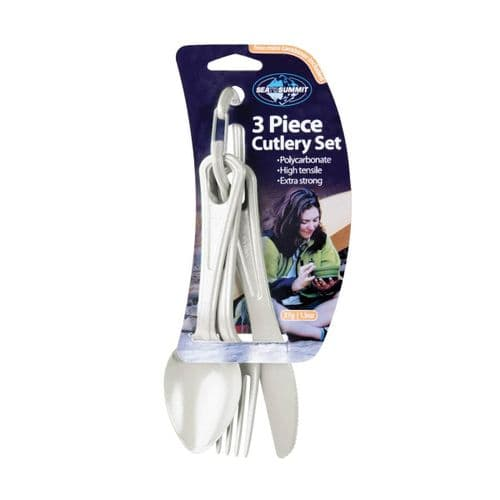 Sea to Summit  Polycarbonate Cutlery Set