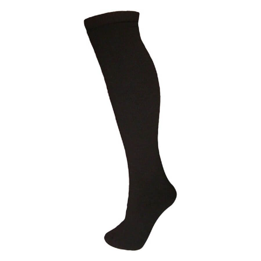 Steiner Adult Thermal Ski Socks S/M Black