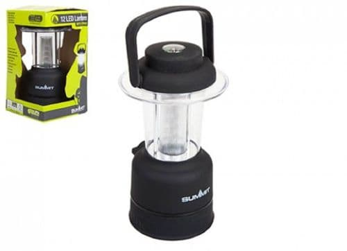 Summit 12 LED Lantern with Dimmer