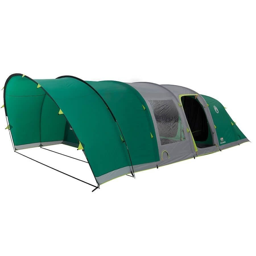 Tent Hire - Coleman Fastpitch Air Valdes 6Xl