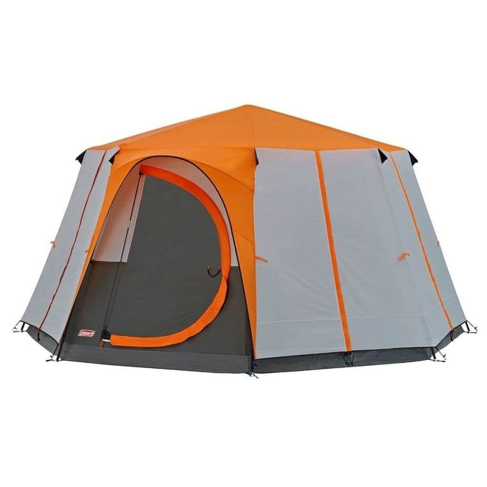 Tent Hire - Coleman Octagon 8 - Shipped