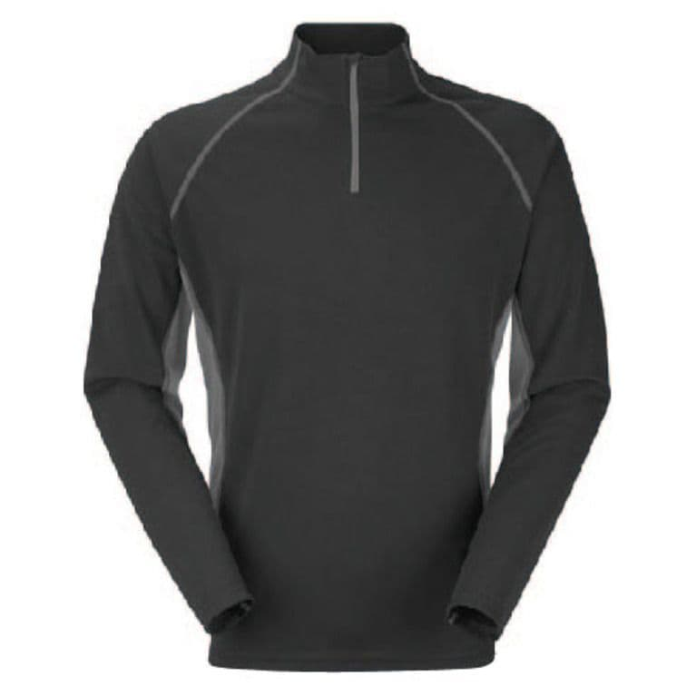 Trekmates Vapour Active Long Sleeve Zip Top Mens BaseLayer Small