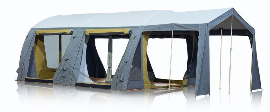 Zempire Airforce 1 | Inflatable Canvas Tent