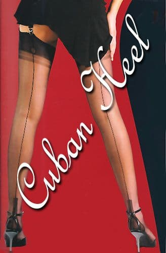 Extra Tall Stockings with a Cuban Heel