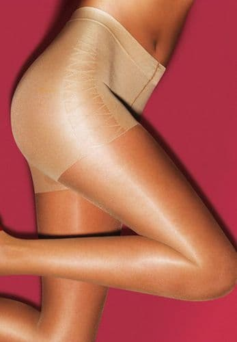 Tights with a built in Control Short