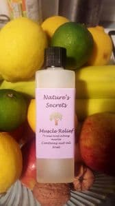 Natures Secret Muscle Relaxing Oil