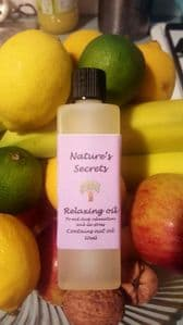 Natures Secrets Relaxing Oil