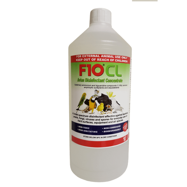 F10CL Avian Disinfectant Concentrate