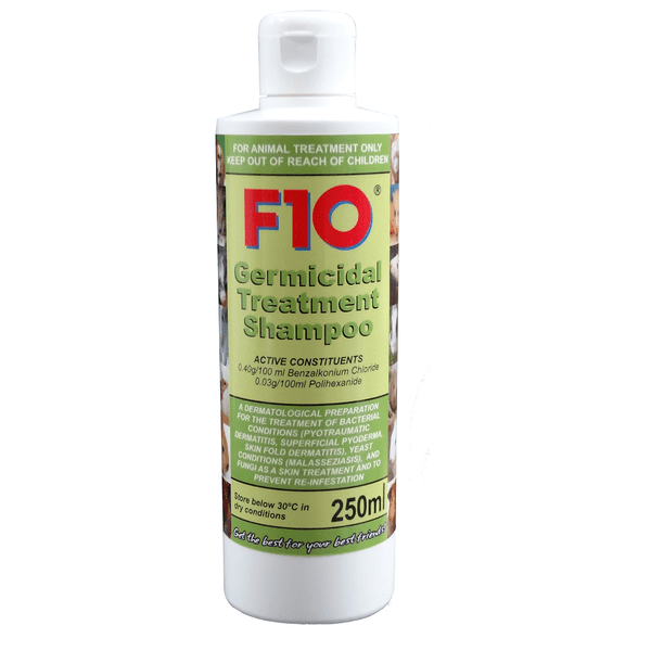 Germicidal Treatment Shampoo 250ml