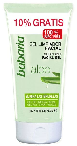 Babaria Aloe Vera Face Cleansing Gel 150ml