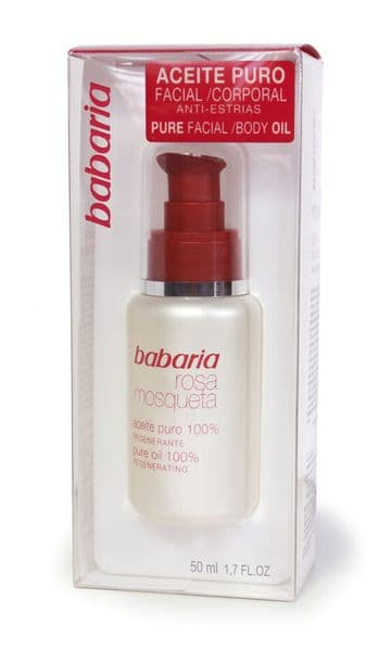 Babaria  Rosehip Oil Facial Oil 50ml