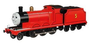Bachmann 58743BE: James the Red Engine