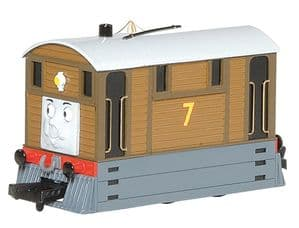Bachmann 58747BE: Toby the Tram Engine