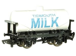 Bachmann 77048BE: Tidworth Milk Tank wagon