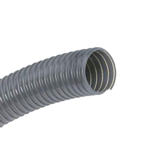 10 Meter Lindab Tecflex VF Dust And Fume Flexible PVC Ducting 51mm to 304mm Diameter