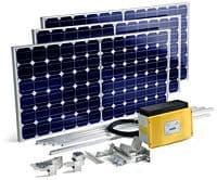 14Panel Trina Solar Panel Kit 2850W With Solis MINI 3.6kW Solar Inverter Grid Connect Installation Kit 500NCSK4K