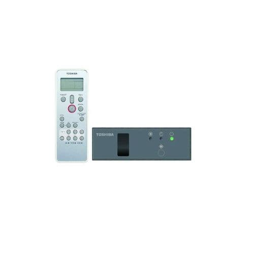 Toshiba Air Conditioning RBC-AX32UW(W)-E 2-Way Cassette Receiver Replacement Wireless Remote Control