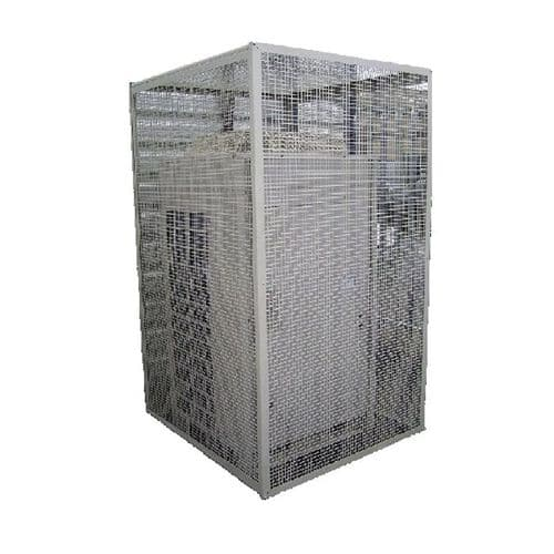Air Conditioning Condensing Unit CG-VRF-EP-6 VRF/VRV Protective Cage Extender Pack Small