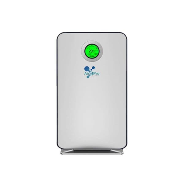 Air X Pro AXP-200 Air Purifier With Carbon, Hepa, Negative ionizer and PM2.5 Meter 105cfm 240V~50Hz