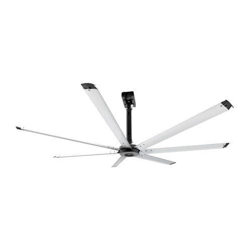 Alsanfan HVLS Ceiling Fan PROFAN P10 3 M/10Ft 6 Blade 400M3/MIN 240V~50Hz