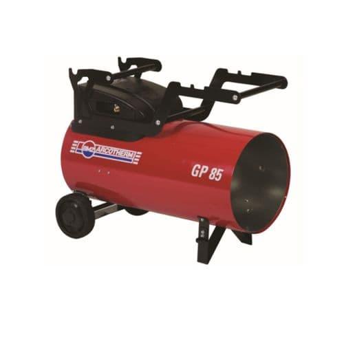 Arcotherm GP85M 85kW / 290000Btu Direct Fired LPG Heater Dual Voltage 110v / 240V~50Hz