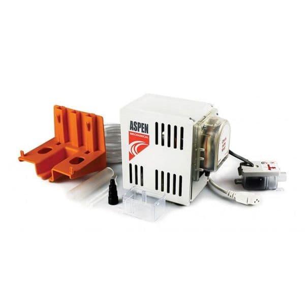 Aspen Mechanical Peristaltic Pump With Remote Float Switch Sensor 240V~50/60Hz