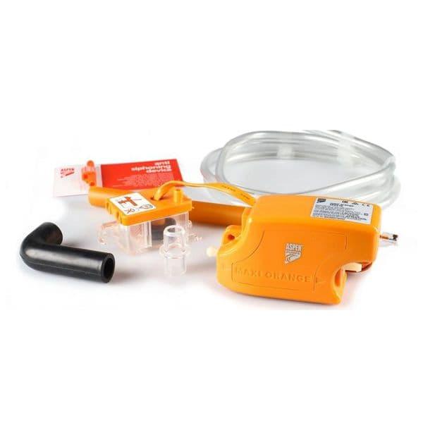 Aspen Mini-Orange Condensate Pump 10M Head 240V~50Hz