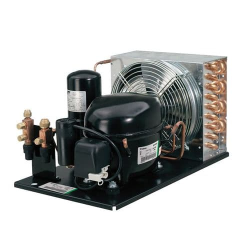 Aspera/Embraco Condensing Unit R404a Medium to High Back Pressure High Start Torque UNE9213GK