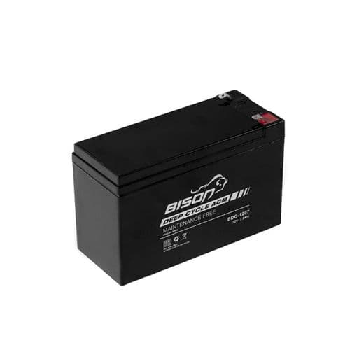 Batteries (Deep cycle AGM / Gel) 12V