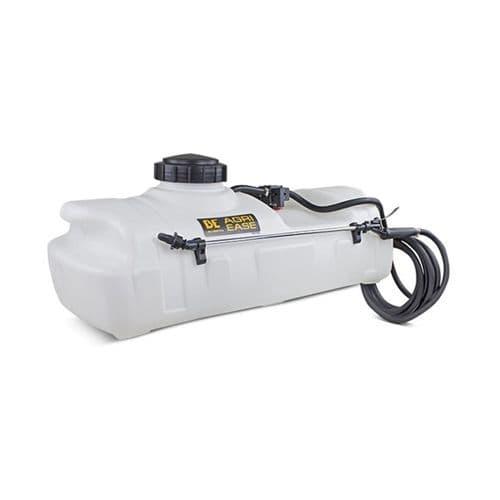BE AGRIEase 68 Litre Diaphragm Pump 12V ATV Quad Bike Mountable Weed Sprayer 3.8L/minute