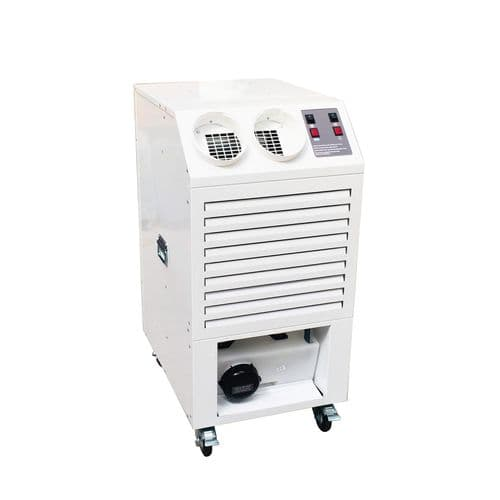 Broughton MCe6.0 Industrial Portable Air Conditioning Mobile 6Kw/19000Btu Cooling Only 240V~50Hz