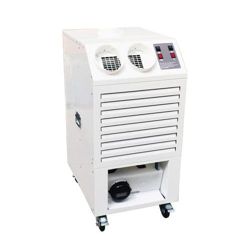 Broughton MCe9.0 Industrial Portable Air Conditioning Mobile 9Kw/31000Btu Cooling Only 240V~60Hz