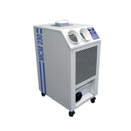 Broughton MCSe7.3 Industrial Portable Air Conditioning Mobile 7.3Kw/24000Btu 240V~60Hz