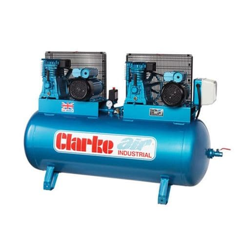 Clarke Portable Engine/ Electric Driven Industrial Air Compressors