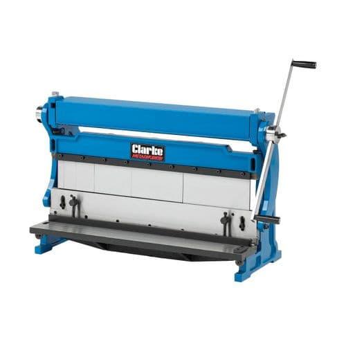 Clarke SBR760 3 in 1 Sheet Metal Machine 760mm