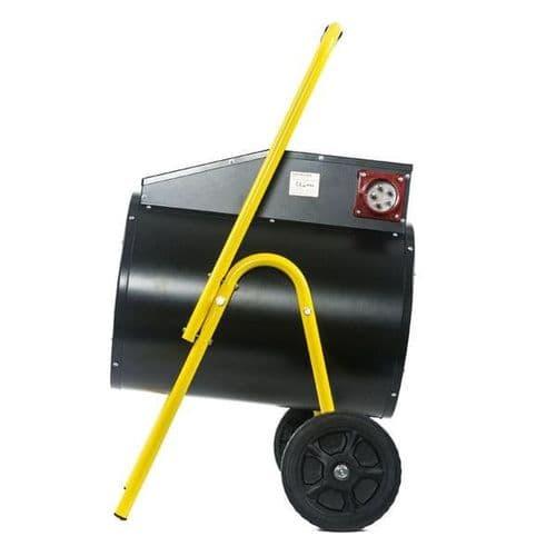Commercial / Industrial Electric Fan Heater Rental