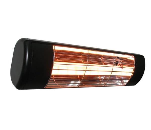 Consort Claudgen QZWP15N Quartz Radiant Infrared Heater 1.5Kw / 8000Btu 240V~50Hz