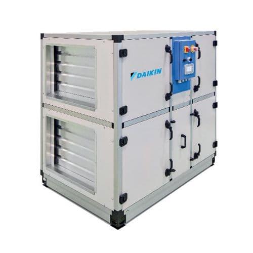 Daikin ADT03FCD1 Modular Air Handling Unit Base Unit c/w Thermal Wheel & DX Module 0.97 m3/s