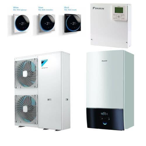 Daikin Air Conditioning Altherma Air Source Heat Pump