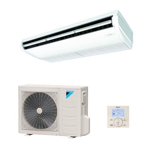 Daikin Air Conditioning Ceiling Suspended Heat Pump FHA35A9+RXM35N9 3.5Kw/12000Btu R32 A++ 240V~50Hz