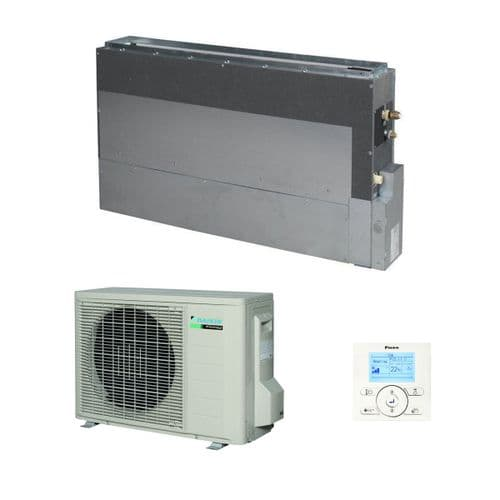 Daikin Air conditioning FNA25A9 Concealed Chassis Inverter Heat pump 2.5Kw/9000Btu A+ R32 240V~50Hz