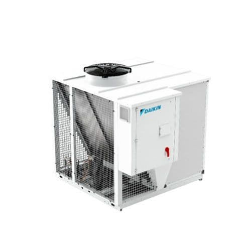 Daikin Air Conditioning Rooftop Packaged Units (Heat Pumps)
