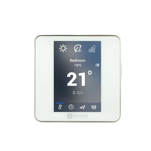 Daikin Air Conditioning Wired Remote Control AZCE6BLUEFACECB Controller